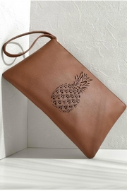 Charlie Paige Lasercut Pineaplle Bag - Product Mini Image