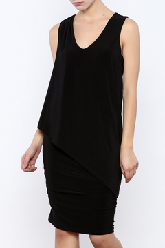 Last Tango Sleeveless Asymmetrical Dress - Product List Image