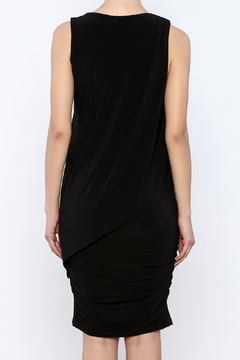 Shoptiques Product: Sleeveless Asymmetrical Dress