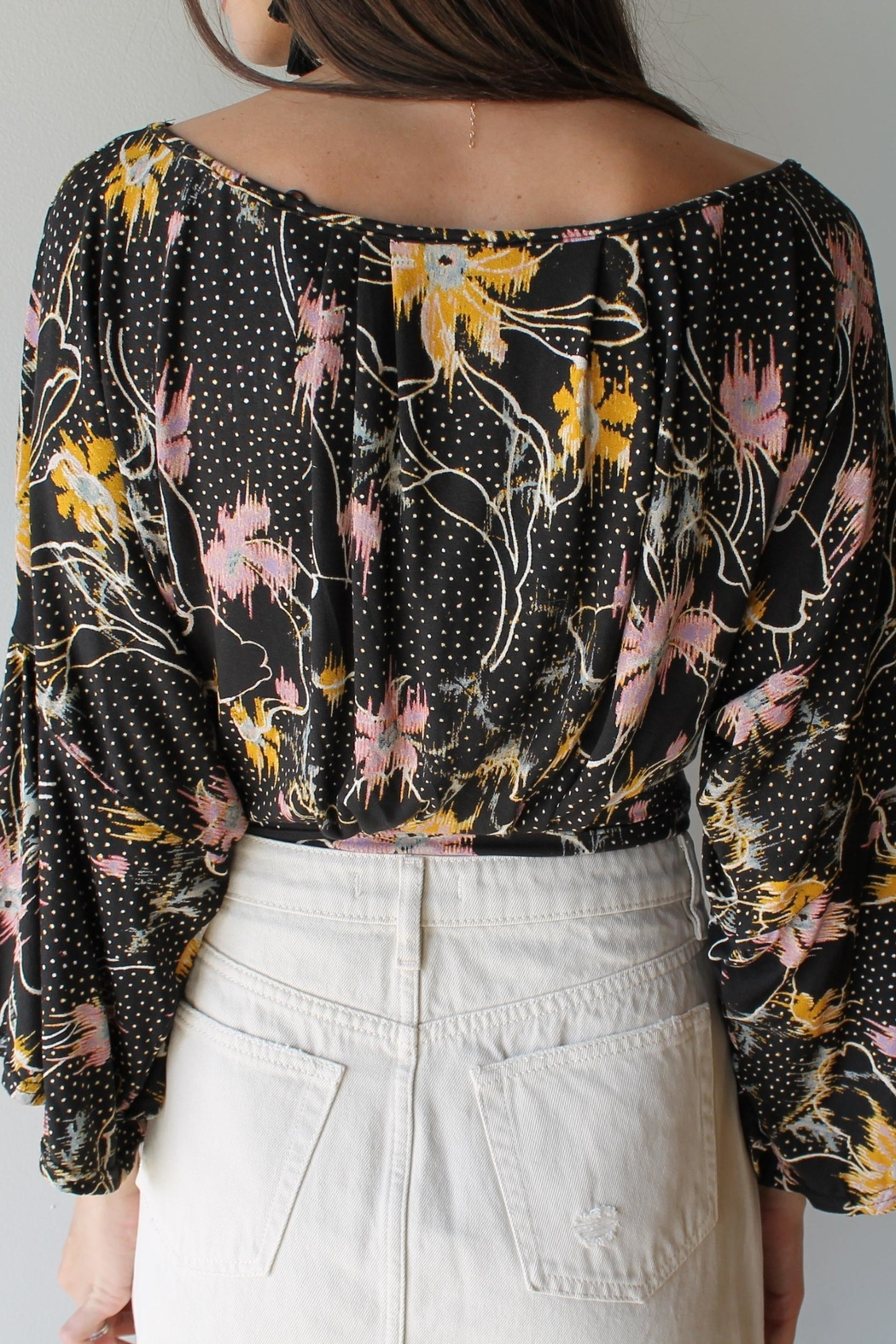 Free People Last Time Top - Side Cropped Image