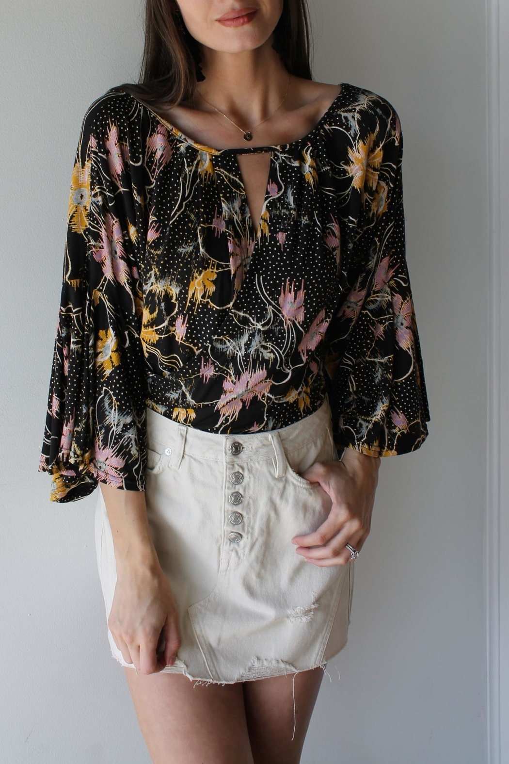 Free People Last Time Top - Back Cropped Image