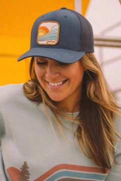 Goodseed Clothing Last Wave Trucker Hat - Product List Image