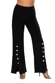 Last Tango Button Detail Pants - Product Mini Image