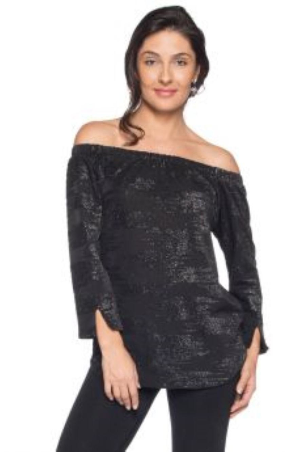 Last Tango Off Shoulder Top - Front Cropped Image