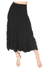 Last Tango Ruched Long Skirt - Front cropped