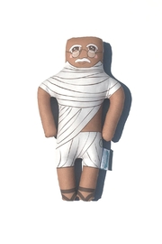 Late Greats Gandhi Doll - Product Mini Image