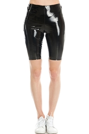 Better Be Latex Biker Shorts - Product Mini Image