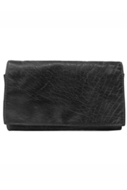 Latico Basic-Black Leather Wallet - Product Mini Image