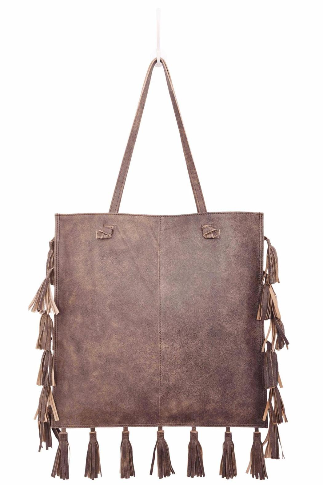 Latico Josephine Tote - Front Cropped Image