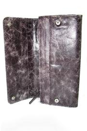 Latico Leathers Astro Purple Wallet - Other