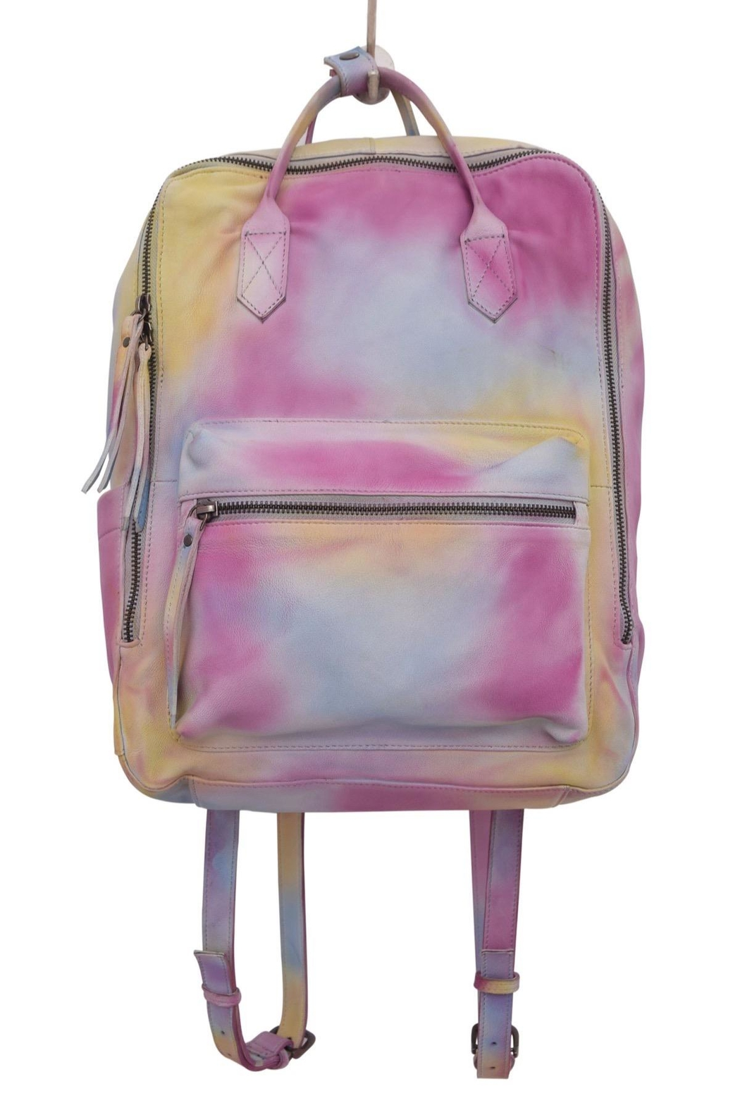 Latico Leathers Fillmore Tie-Dye Backpack - Main Image