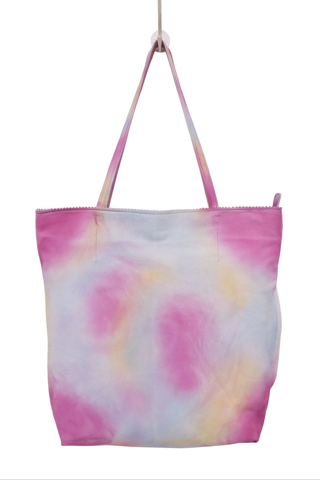 Latico Leathers Galaxy Tie-Dye Tote - Main Image