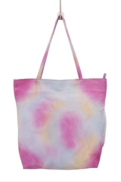 Latico Leathers Galaxy Tie-Dye Tote - Product List Image