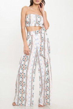Shoptiques Product: Boho Pant Set