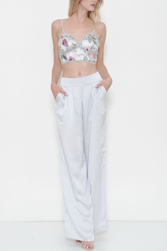 Shoptiques Product: Crop Top Pant Set