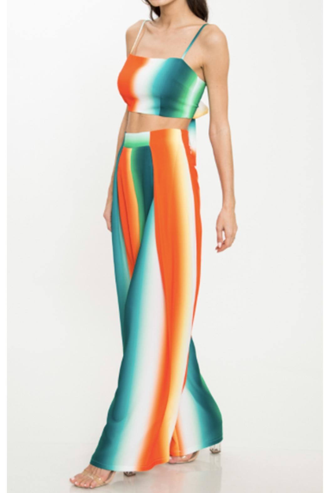 Latiste Colorful Two Piece - Front Full Image