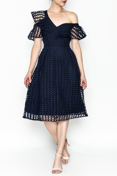Shoptiques Product: Crochet  Dress