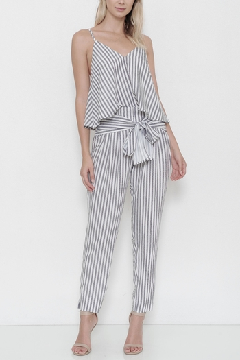 48aec7111dd7 Latiste Striped Pant Cami Set From Manhattan By Dor Ldor Shoptiques ...