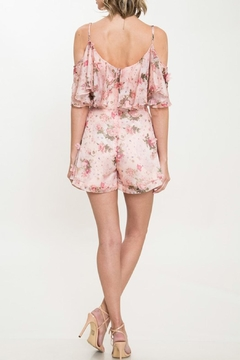 Latiste Floral 3-d Romper - Alternate List Image