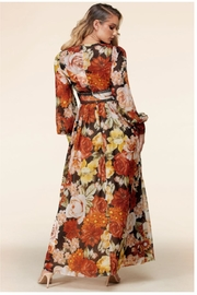 Latiste Floral Maxi Dress - Side cropped