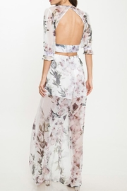 Latiste Floral Pant Set - Front full body