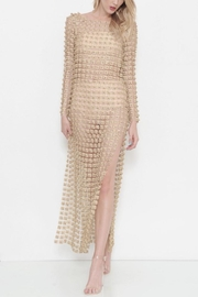 Latiste Gold Dress - Product Mini Image