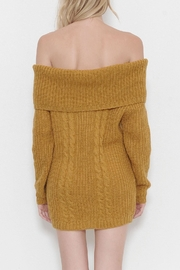 Latiste Knit Sweater Dress - Front full body