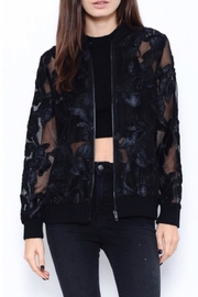 Latiste Lace Jacket - Front cropped