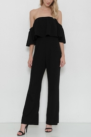 Latiste Off Shoulder Jumpsuit - Product Mini Image