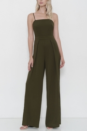 Latiste Olive Jumpsuit - Product Mini Image