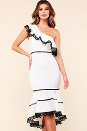 Latiste One-Shoulder Midi Dress - Product Mini Image