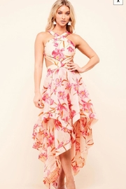 Latiste Pink Iris Dress - Product Mini Image