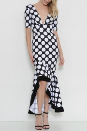 Latiste Polka Dot Dress - Product Mini Image