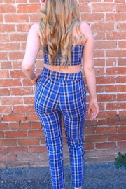 Latiste Retro Pants Set - Front full body