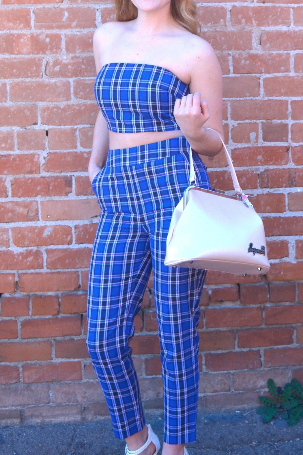 Latiste Retro Pants Set - Main Image