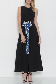 Latiste Scarf Tie Jumpsuit - Product Mini Image