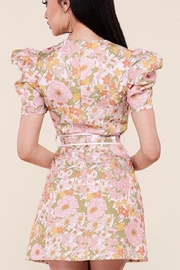 Latiste Spring Floral Dress - Front full body