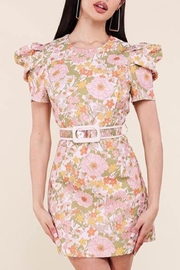 Latiste Spring Floral Dress - Product Mini Image