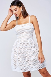 Latiste Strap-Strapless Dress - Product Mini Image