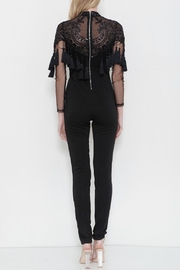 Latiste Tassel Jumpsuit - Front full body