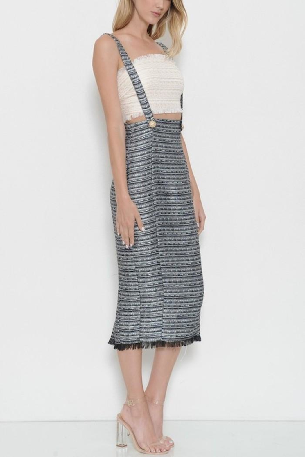 Latiste Two Piece Skirt Set - Front Full Image