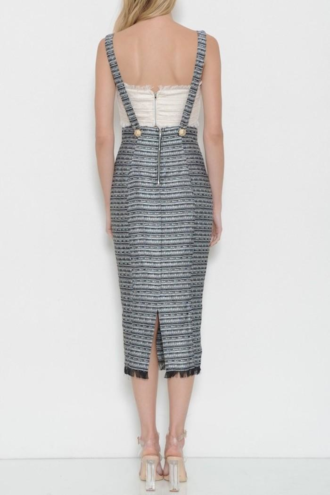Latiste Two Piece Skirt Set - Side Cropped Image