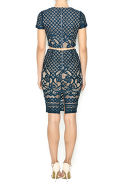 L'atiste Green Lace Matching Set - Side cropped