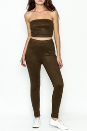 Latiste Velvet Crop Set - Product Mini Image