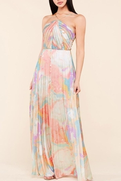 Latiste Water Color Maxi Dress - Product List Image