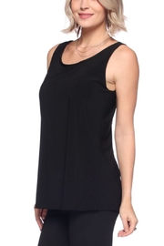 Last Tango Lattice Back Tank - Front full body