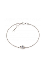 Lau International Sapphire Eye Bracelet - Product Mini Image