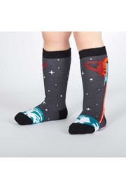 Sock it to me Launch From Earth Knee High Socks - Toddler - Product Mini Image