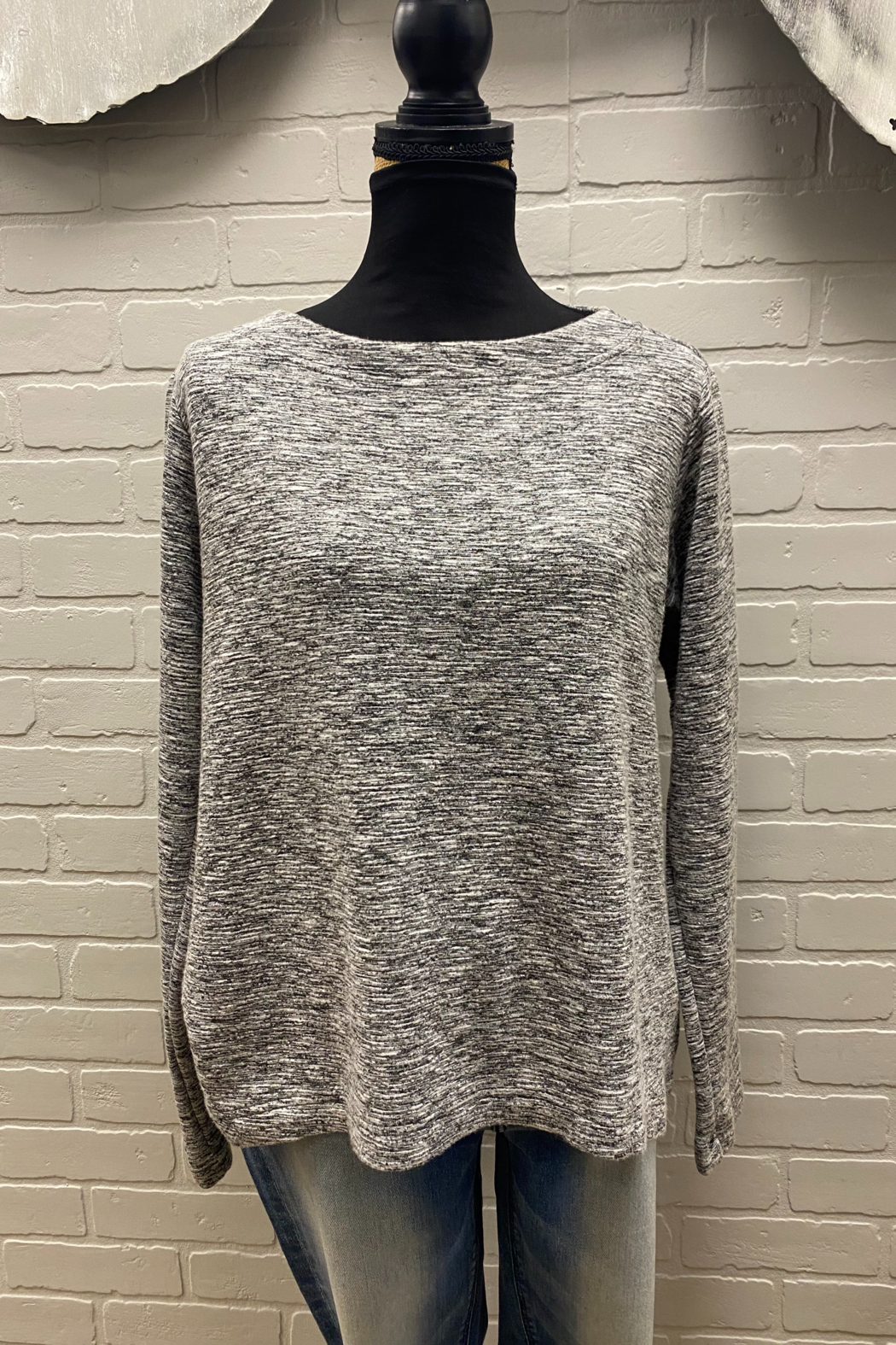 Cutloose Laundered Pullover - Main Image