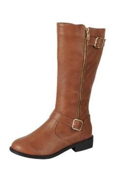 Laundry Cognac Calf Boot - Alternate List Image